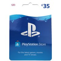 £35 PlayStation Store Gift Card