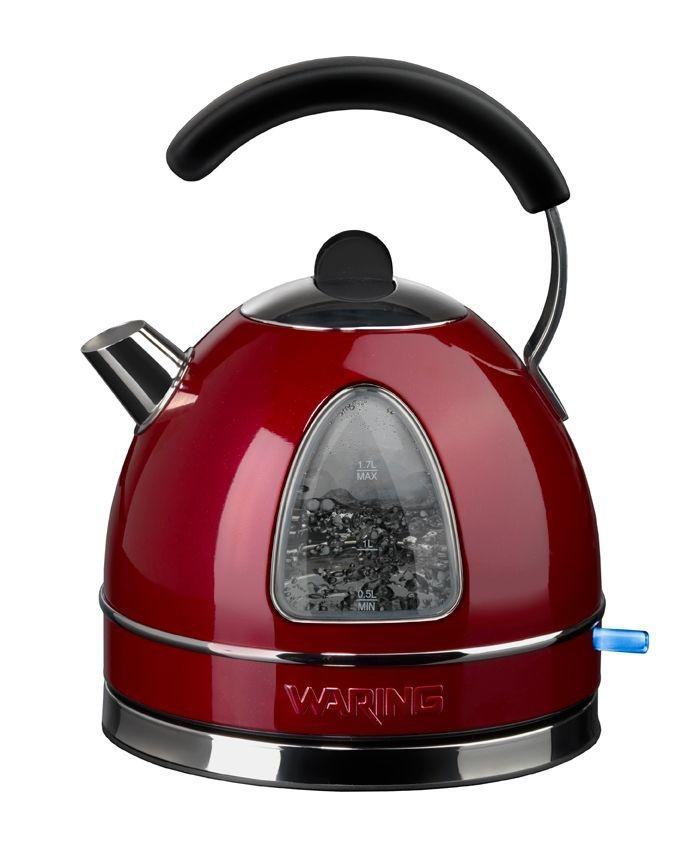 Image of Waring -Traditional - Kettle - Red