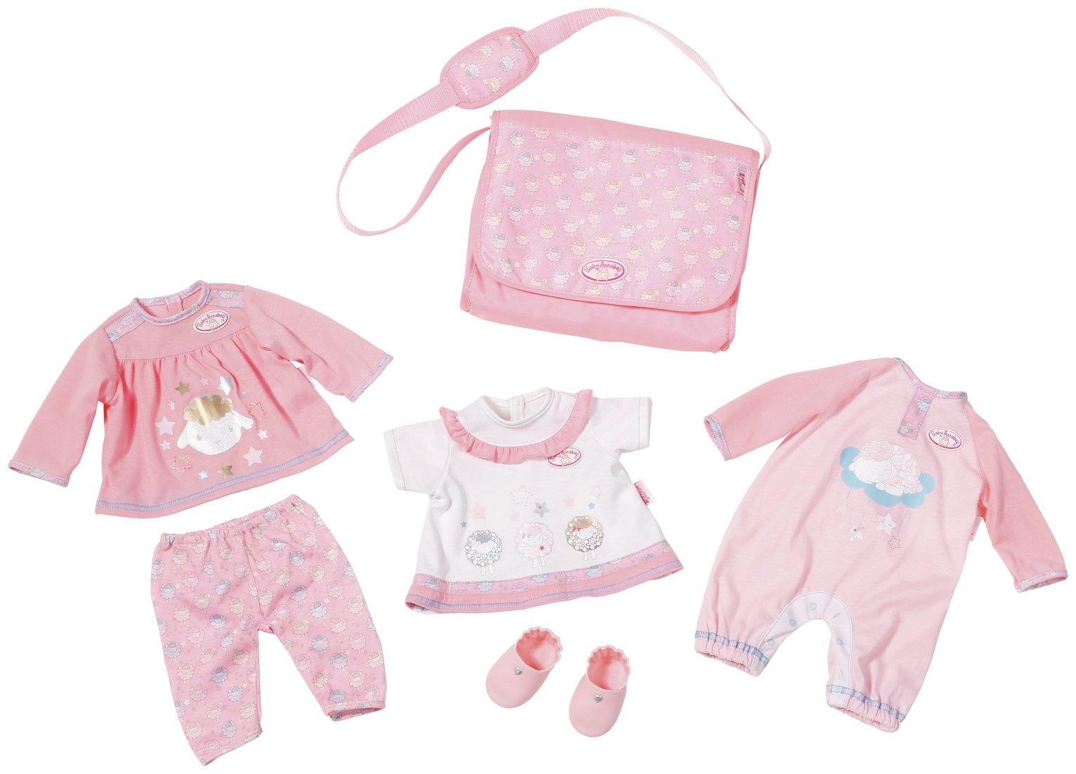 Image of Baby Annabell Great Value Set