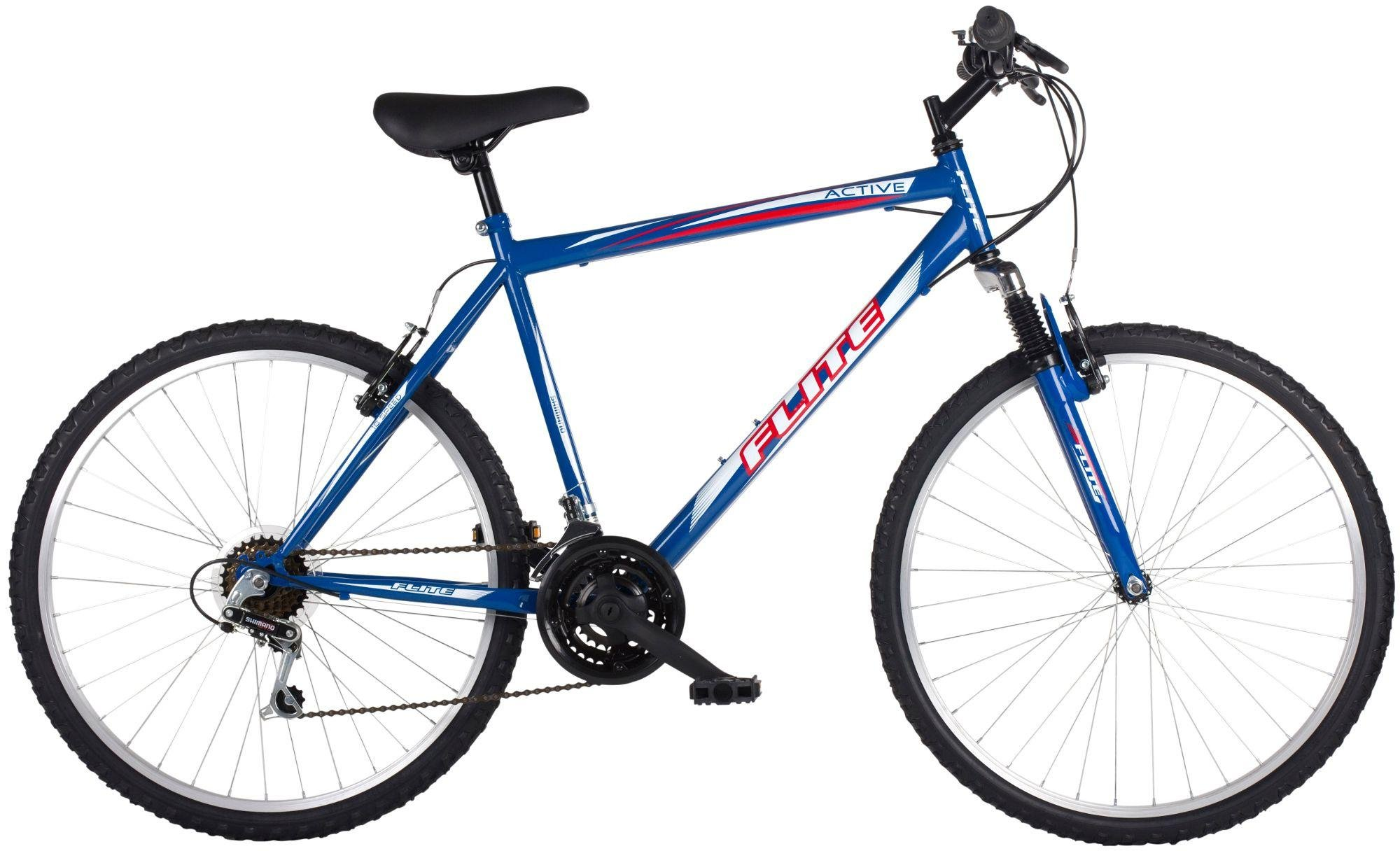 Image of Flite Active Blue - 26 inch Mountain Bike - Mens