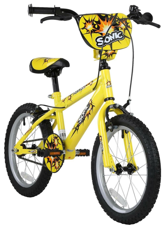 Sonic Nitro 16 Inch Kids Bike