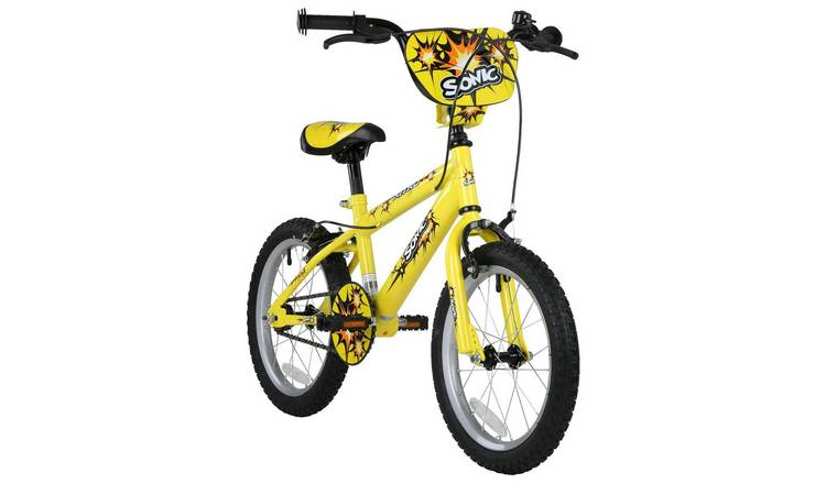 Sonic Nitro 16 inch Wheel Size Kids Bike