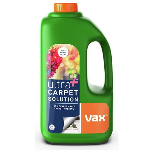 Buy Vax Ultra 1 5l Carpet Cleaning Solution Carpet