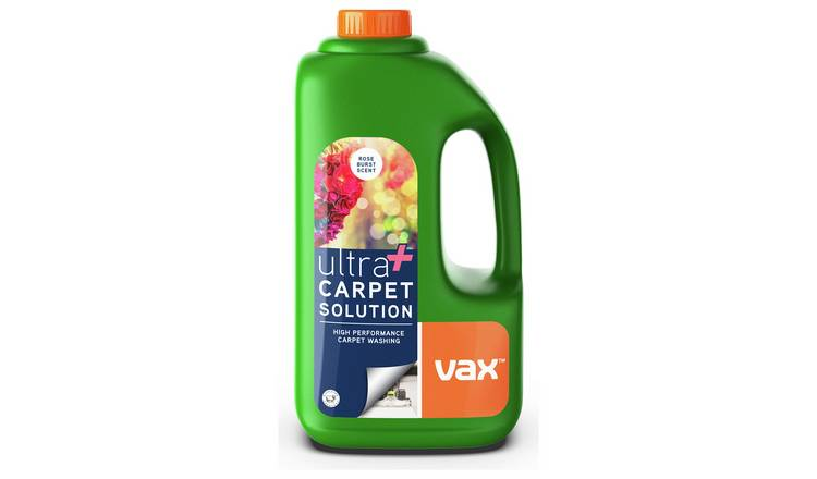 Vax Ultra+ 1.5L Carpet Cleaning Solution