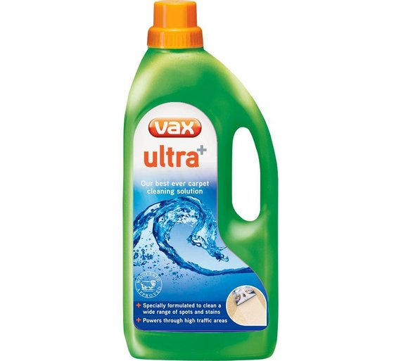 Buy vax ultra carpet cleaning solution at your online shop for carpet cleaners - Vax carpet shampoo stockists ...