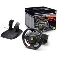 Thrustmaster - Ferrari Italia Racing Wheel for Xbox 360 & PC