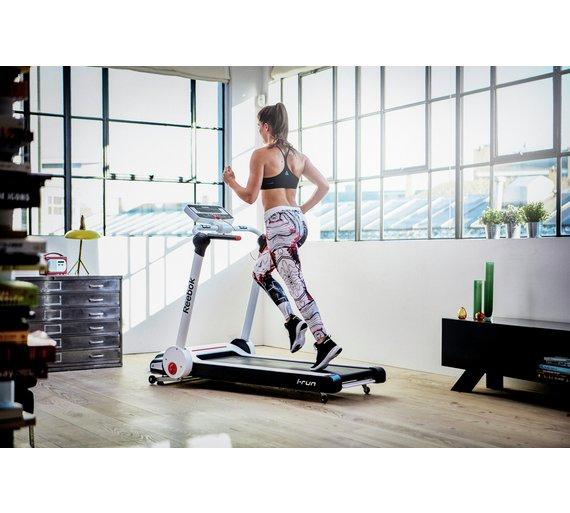 Landice Treadmill Uk: Buy Reebok I-Run Treadmill At Argos.co.uk
