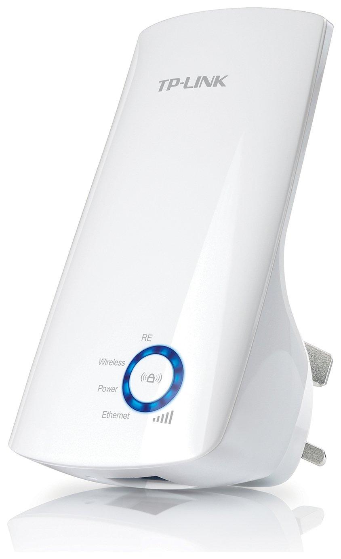 TP-Link 300Mbps Wi-Fi Range Extender & Booster