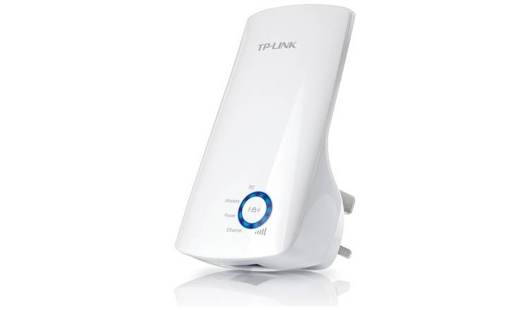 TP-Link 300Mbps Wi-Fi Range Extender & Booster 0