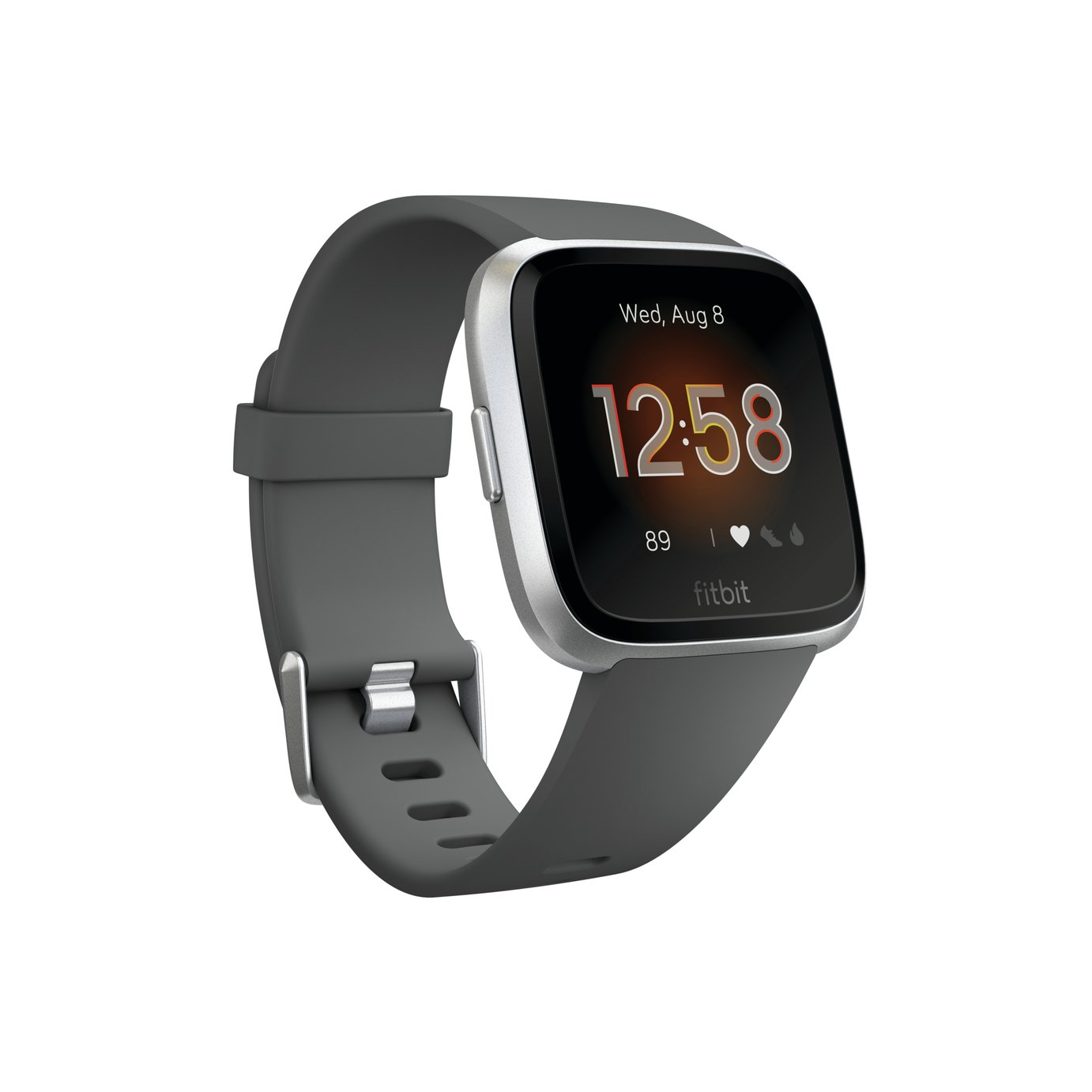 Fitbit Versa Lite Smart Watch - Charcoal