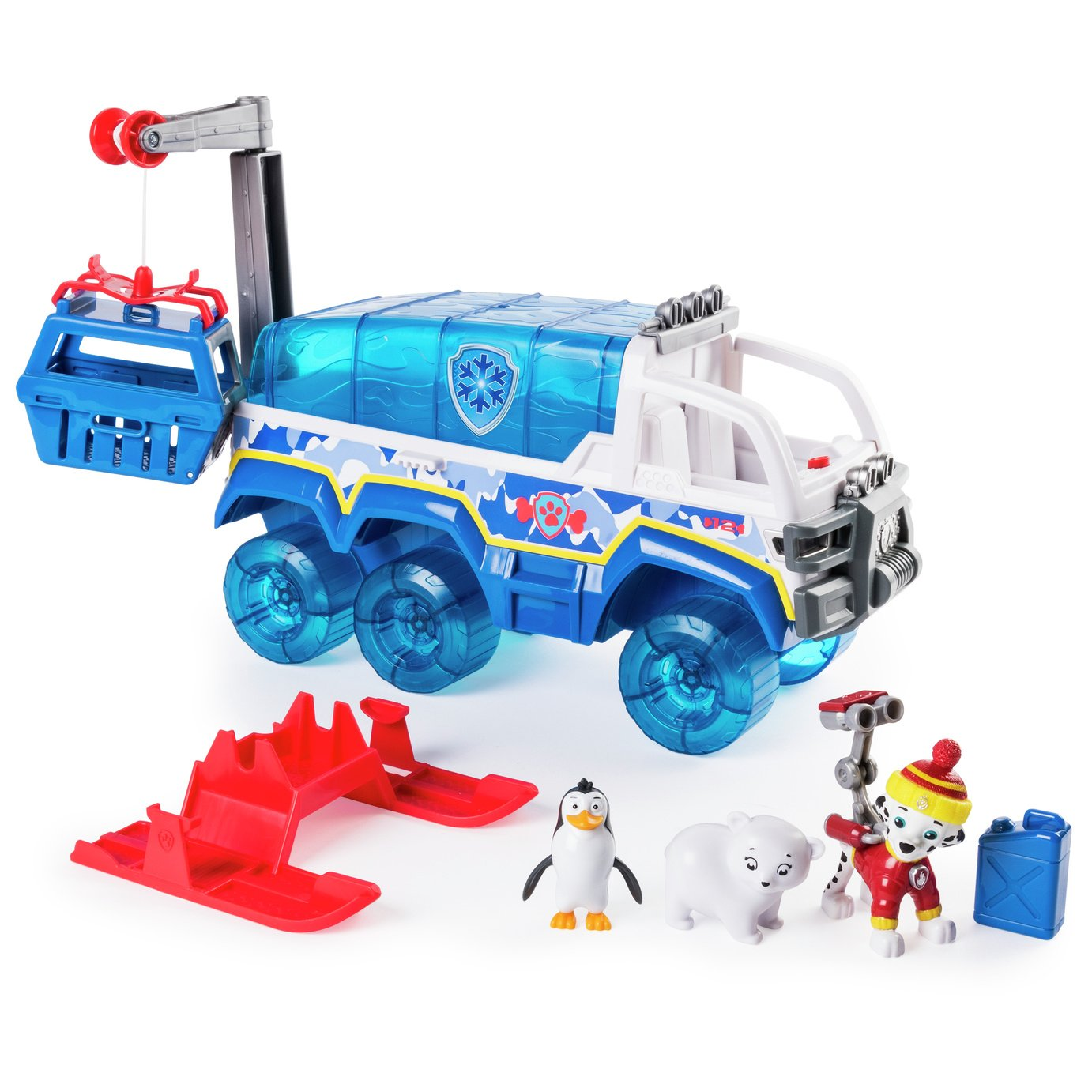 PAW Patrol Arctic Terrain Vehicle