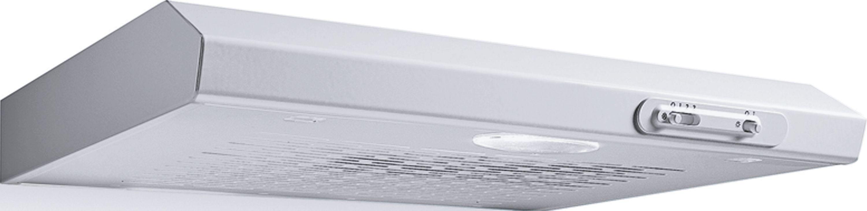 Candy CFT610 60cm Standard Cooker Hood - Silver.