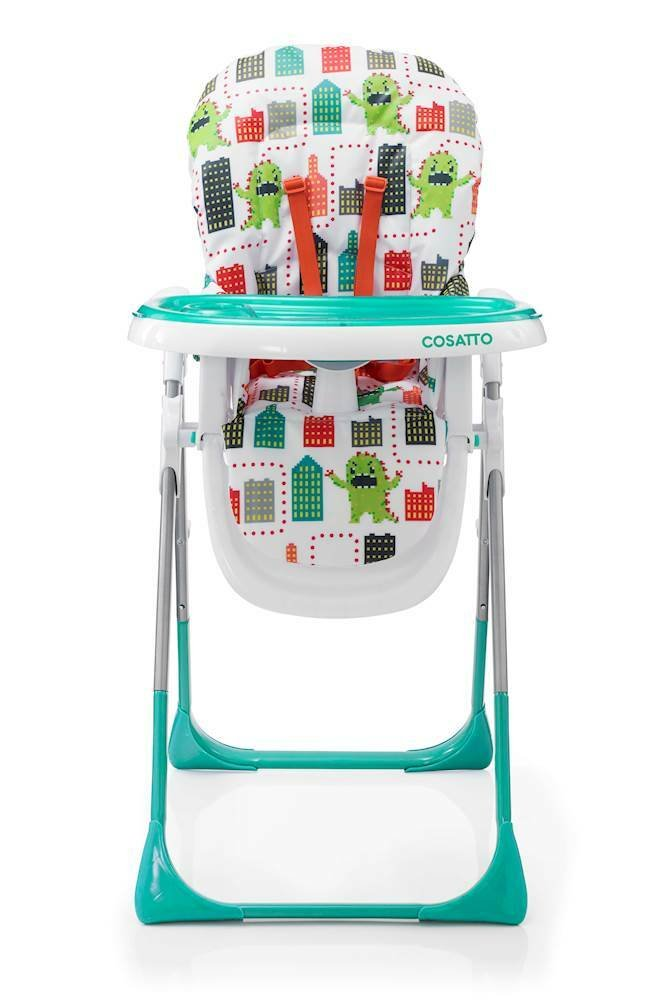 Cosatto Noodle Highchair - Monster Mob