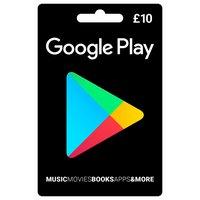 ?10 Google Play Voucher
