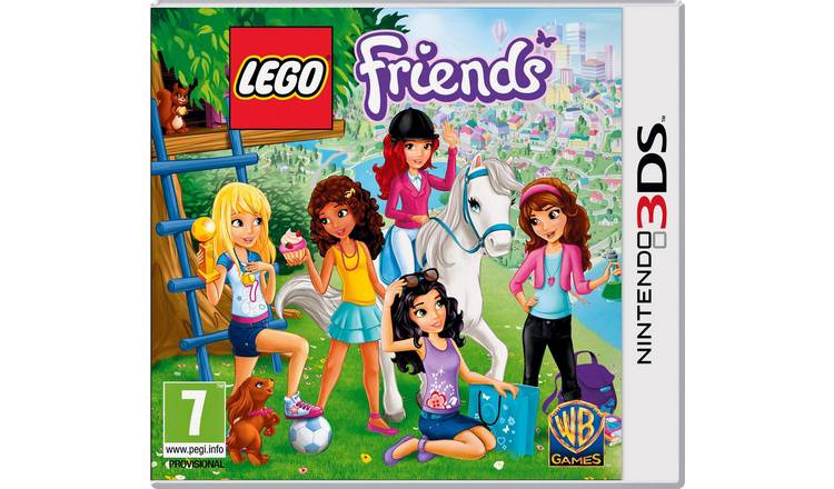 Buy Lego Friends Nintendo 3ds Game Nintendo 2ds 2ds Xl And
