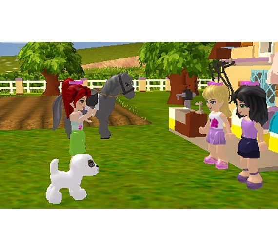 Lego Friends Nintendo 3ds Game Where Can I Buy A Yeti Cooler