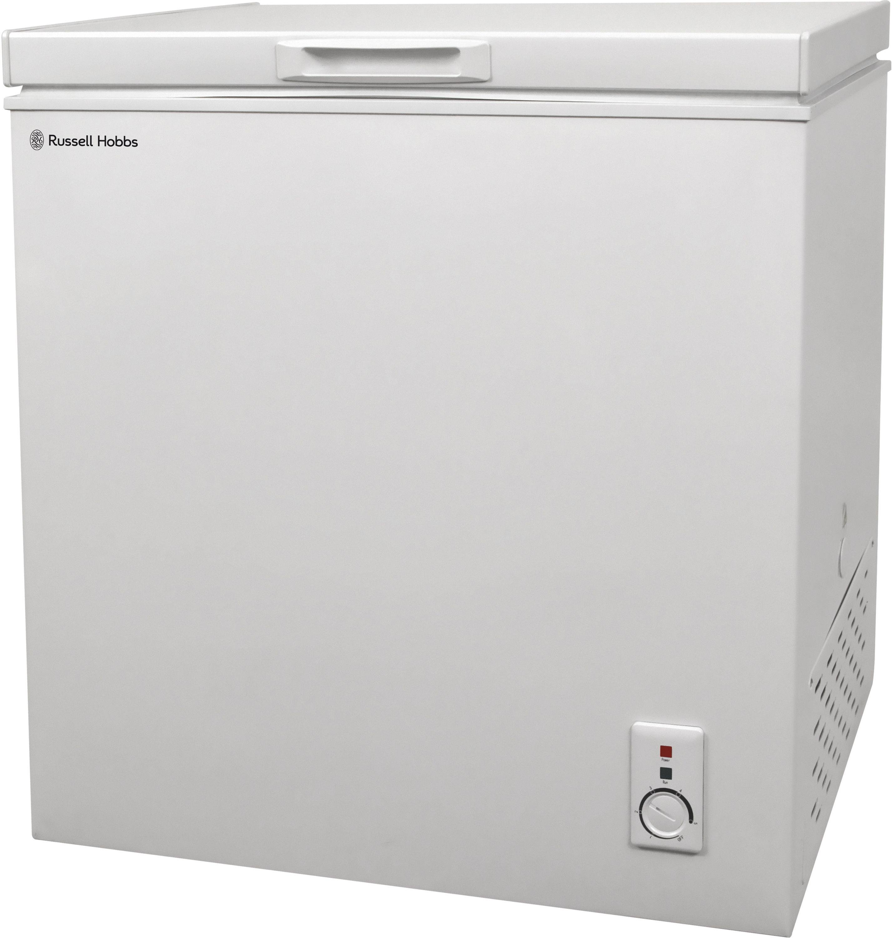 Russell Hobbs - RHCF150 - Chest - Freezer - White/Ins/Del/Rec