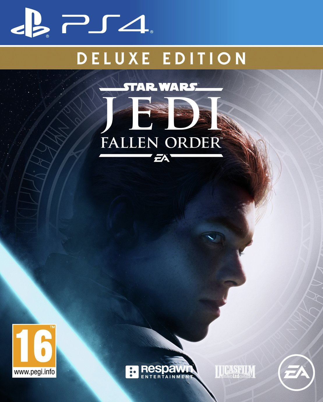 Star Wars Jedi: Fallen Order Deluxe Edn PS4 Pre-Order Game