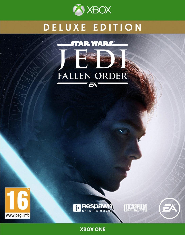 Star Wars Jedi: Fallen Order Deluxe Edn Xbox One Pre-Order