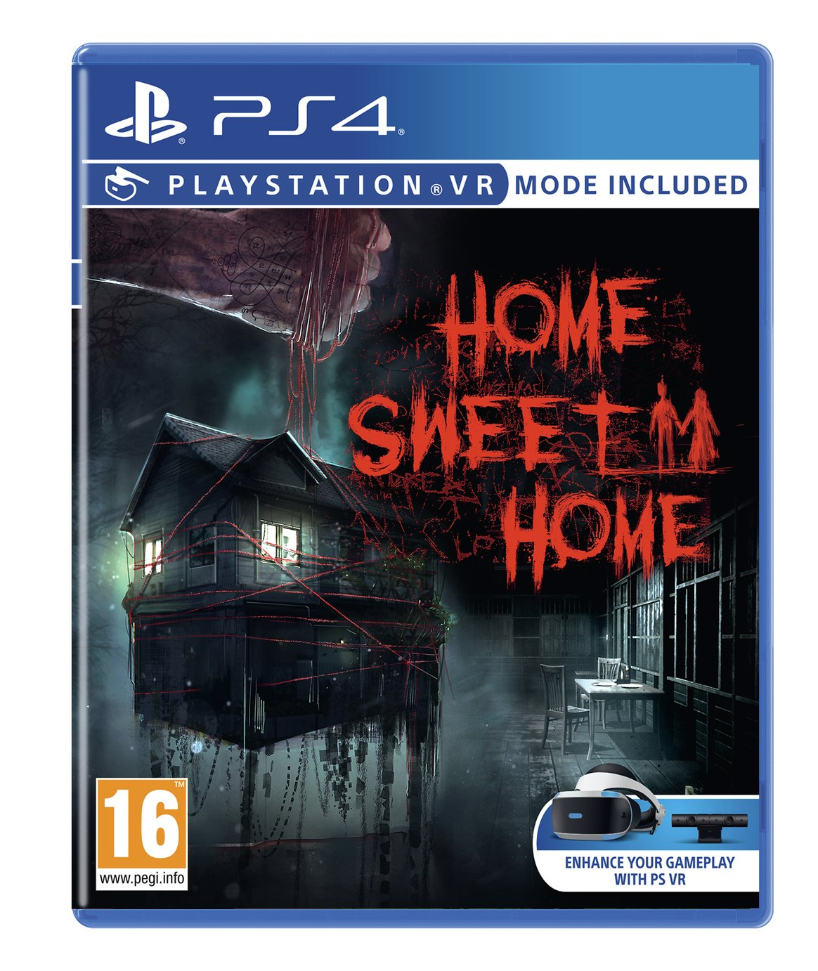 Home Sweet Home PS4 Game