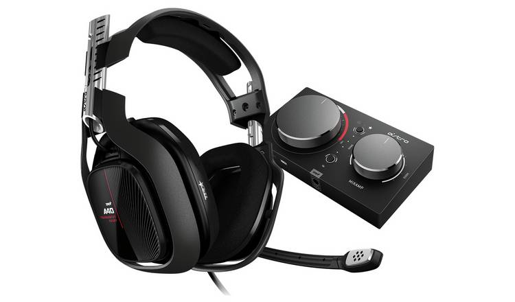 Astro A40 TR Xbox One, PC Headset & MixAmp Pro