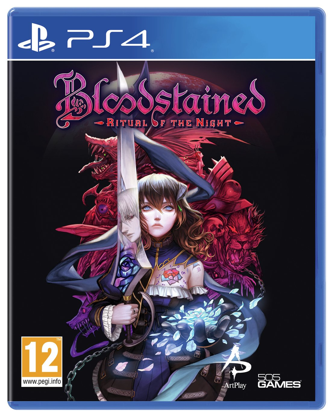 Bloodstained: Ritual of the Night PS4 Game