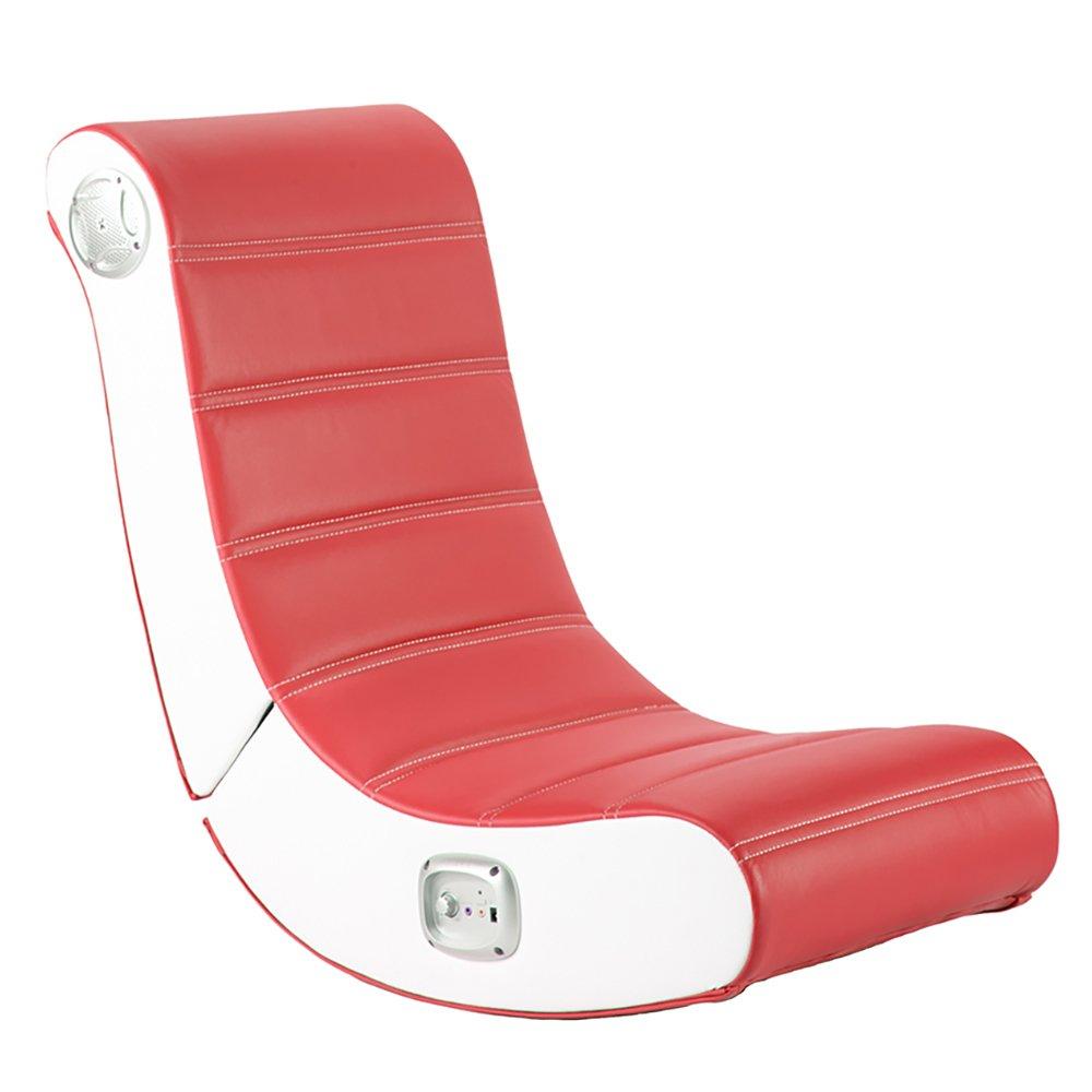 X-Rocker Play Gaming Chair - Red