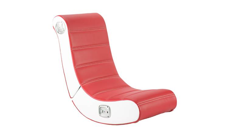 X-Rocker Play Gaming Chair - Red