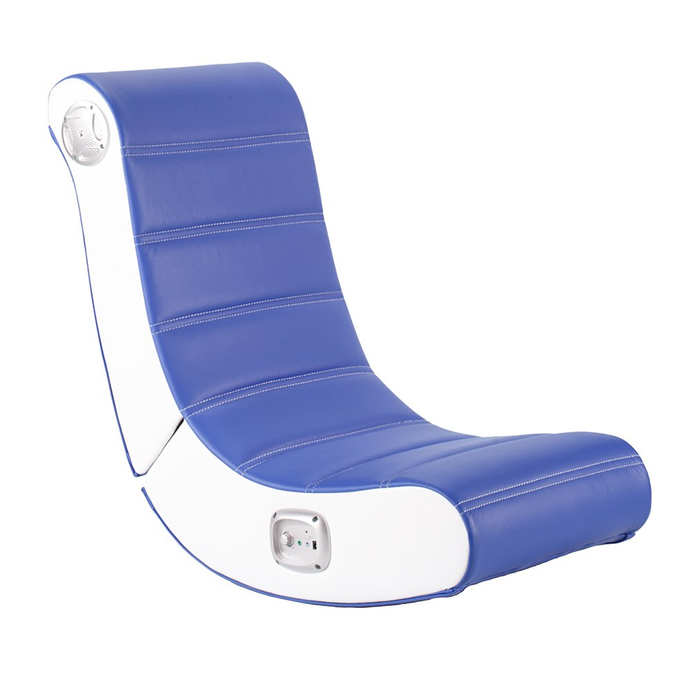 X-Rocker Play Gaming Chair - Blue