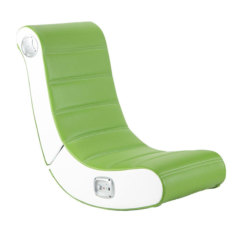X-Rocker Play Gaming Chair - Green