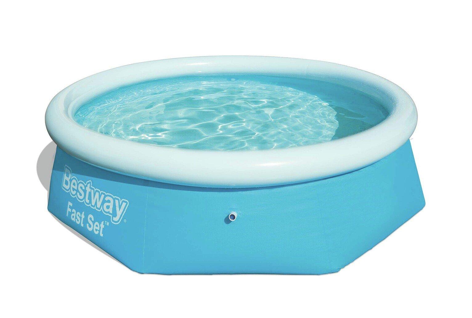 Bestway Fast Set Pool - 8ft - 2300 Litres