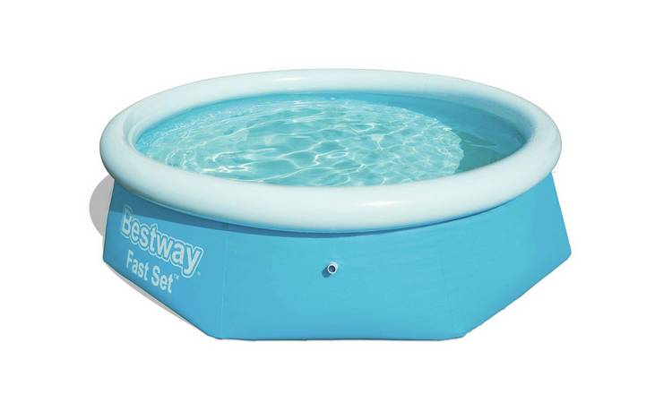 Extrem Buy Bestway Fast Set Pool - 8ft - 2300 Litres | Pools and paddling JZ99