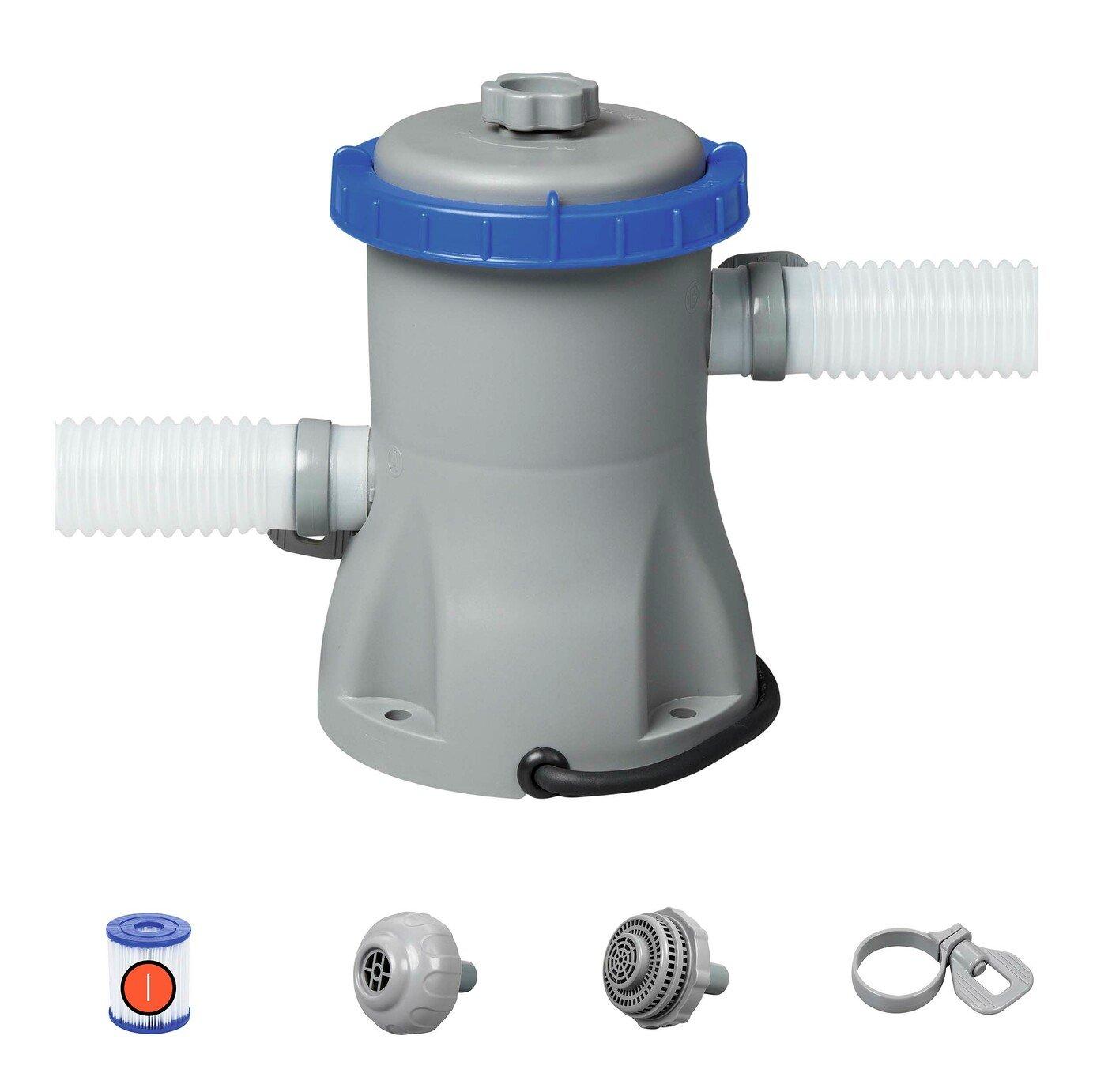 Bestway Flowclear 330 Gallon Water Filter Pump