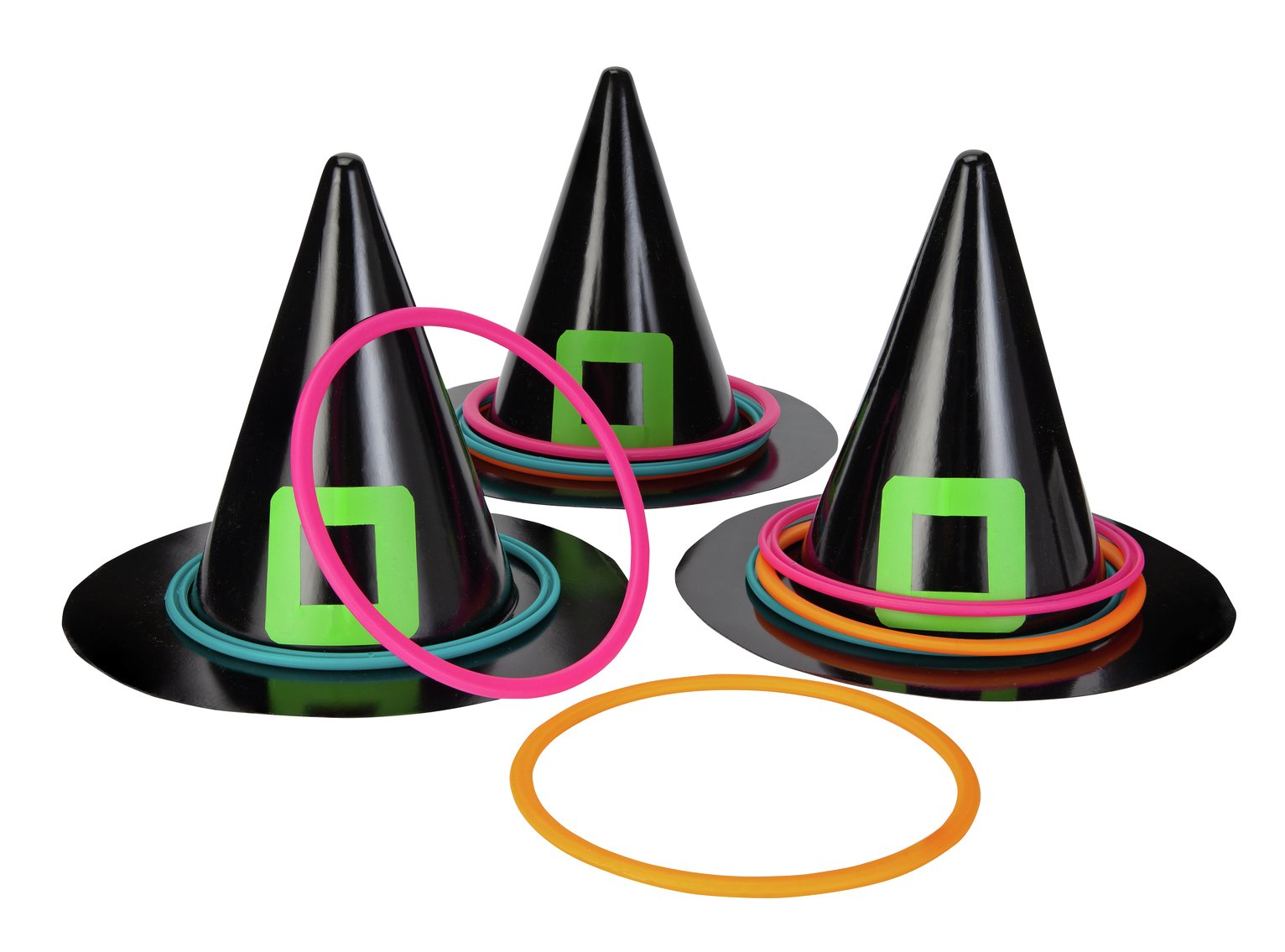 Halloween Witch Hat Ring Toss