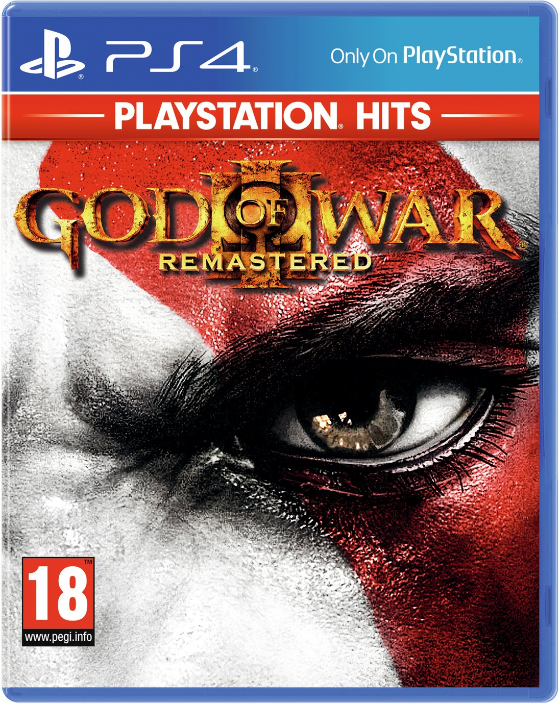 God of War 3 PS4 Hits Game