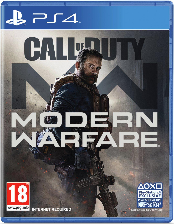 Call of Duty: Modern Warfare PS4 Pre-Order Game