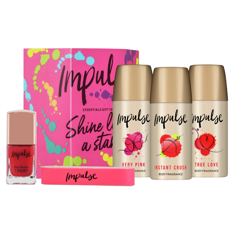 Impulse Instinctive Selection Gift Set
