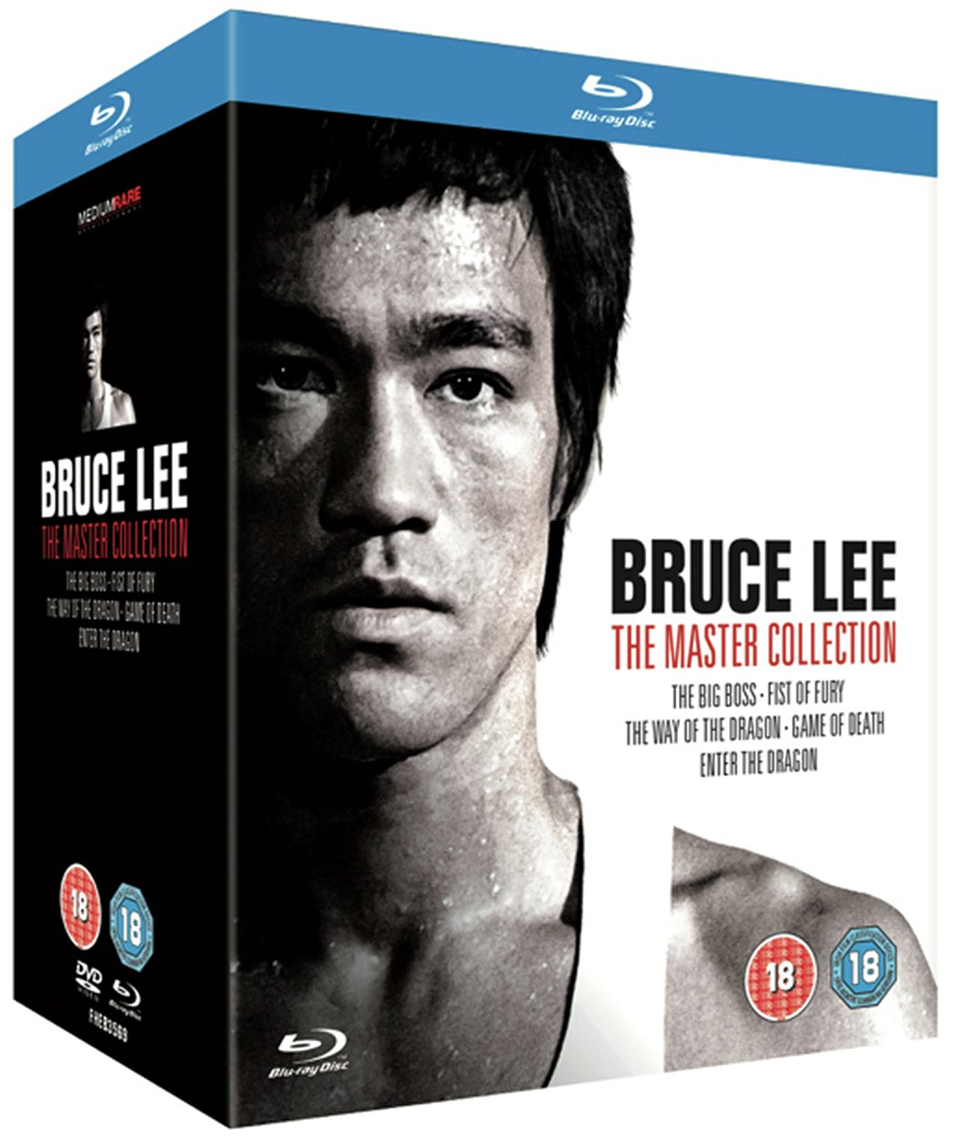 Bruce Lee: The Master Collection Blu-Ray Box Set