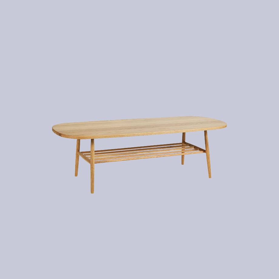 Habitat Cornelia Coffee Table - Oak.
