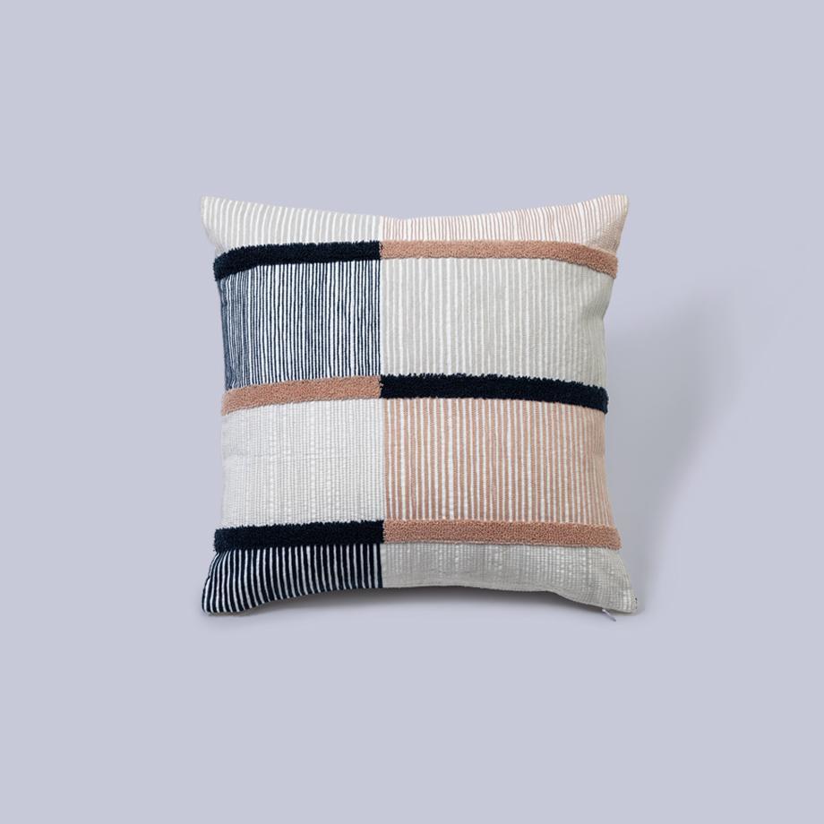 Habitat Soft Textured Skandi Cushion.