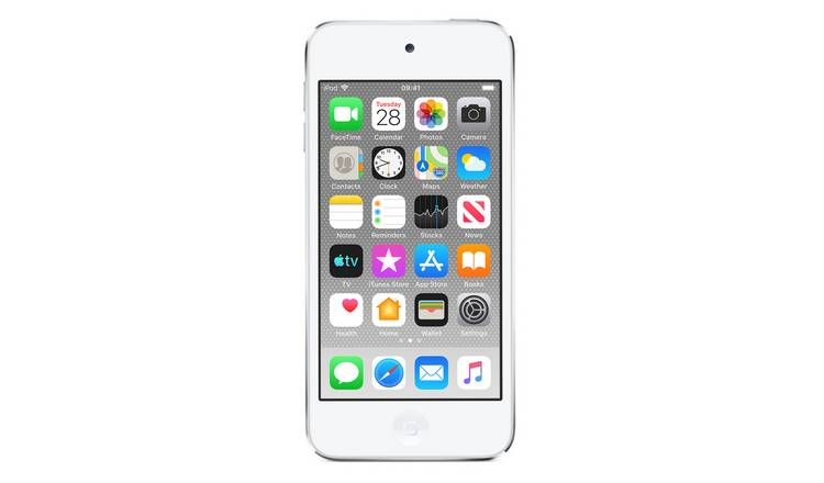 Apple iPod Touch 7th Generation 128GB - Silver