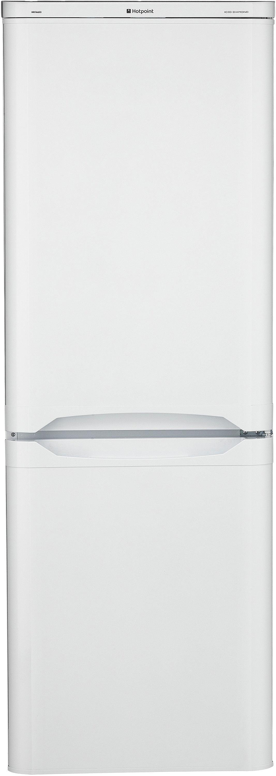 Hotpoint First Edition NRFAA50P Fridge Freezer - White