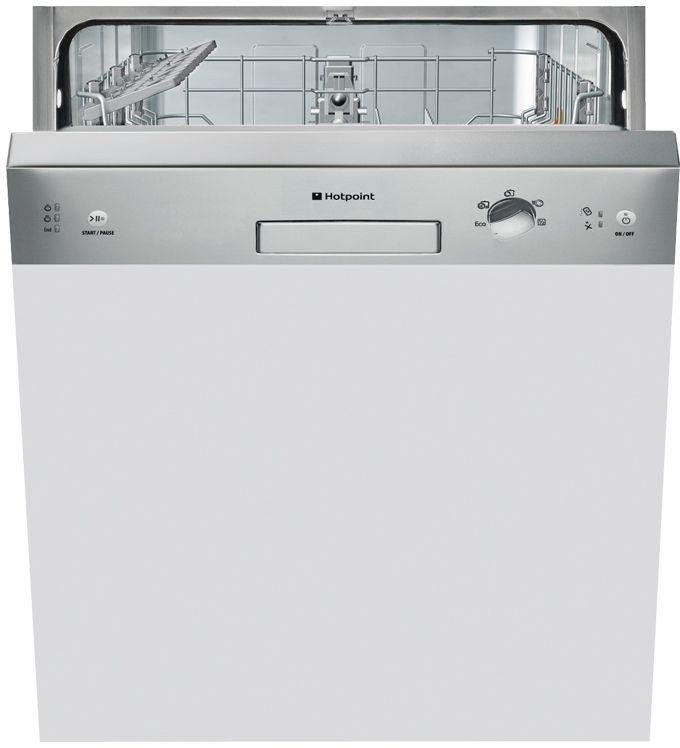 Image of Hotpoint Aquarius LSB 5B019 X Built-in Dishwasher - S/Steel