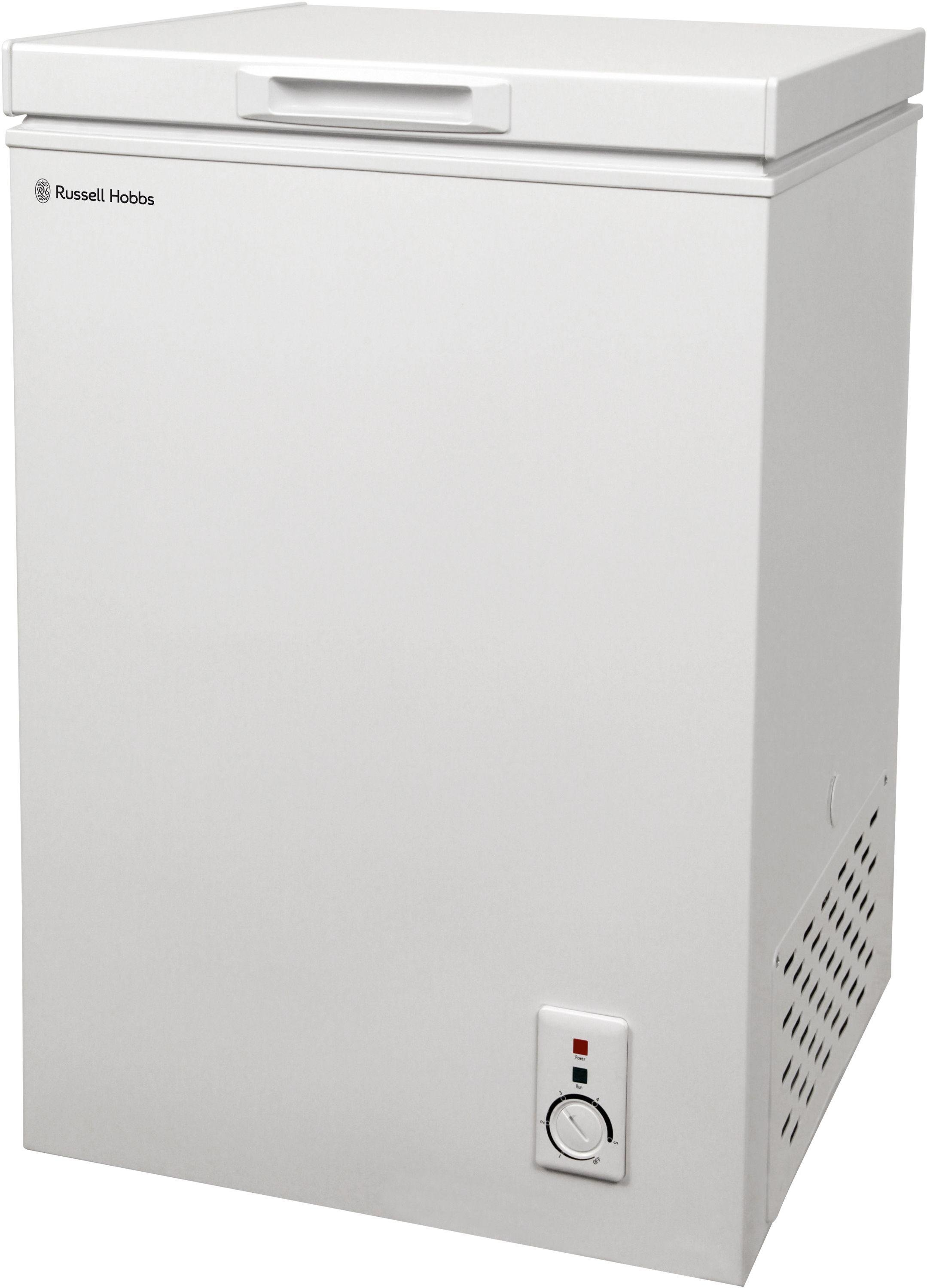 Sale On Russell Hobbs Rhcf103 Chest Freezer White