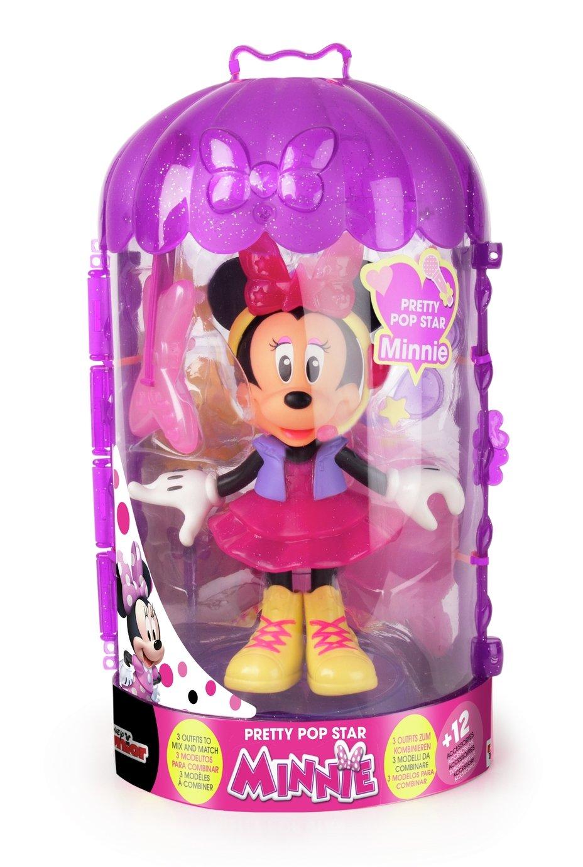 Minnie Pretty Pop Star Fashion Doll