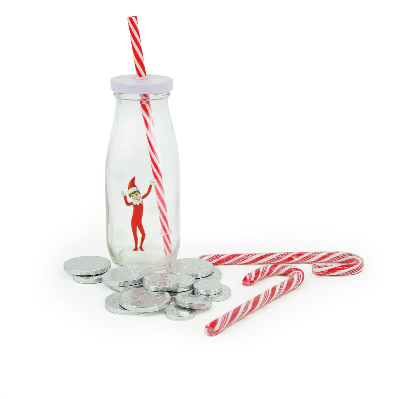 Elf On The Shelf Christmas Eve Treat Set