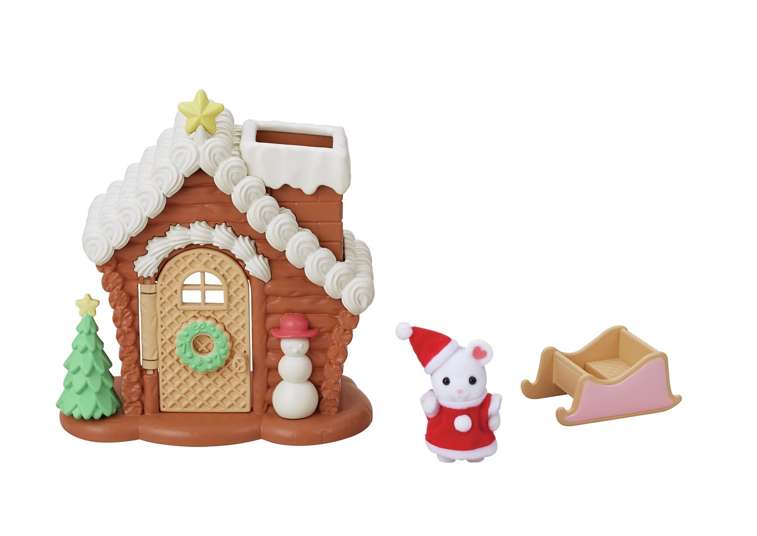 Sylvanian Families Gingerbread Playhouse