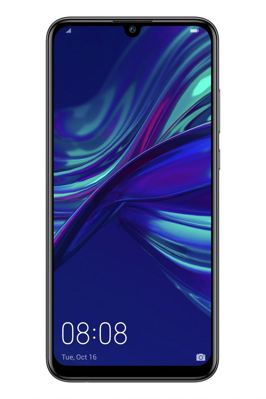 SIM Free Huawei P Smart + 64GB Mobile Phone - Black