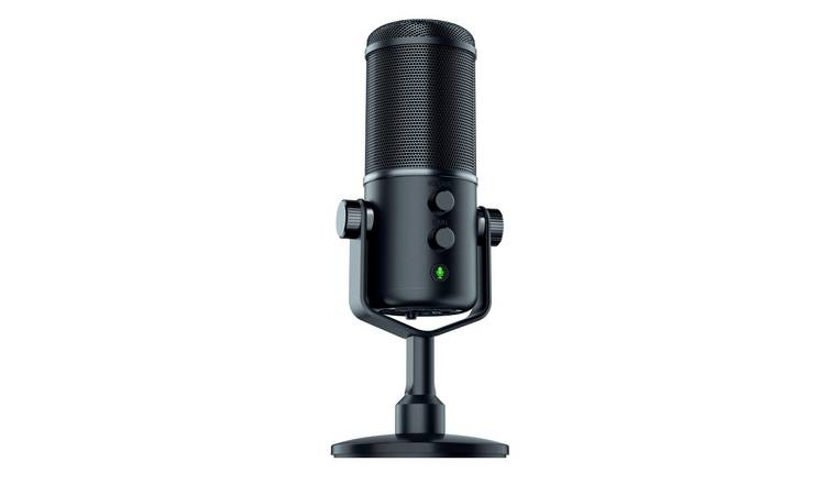 Razer Seiren Elite PC Microphone - Black