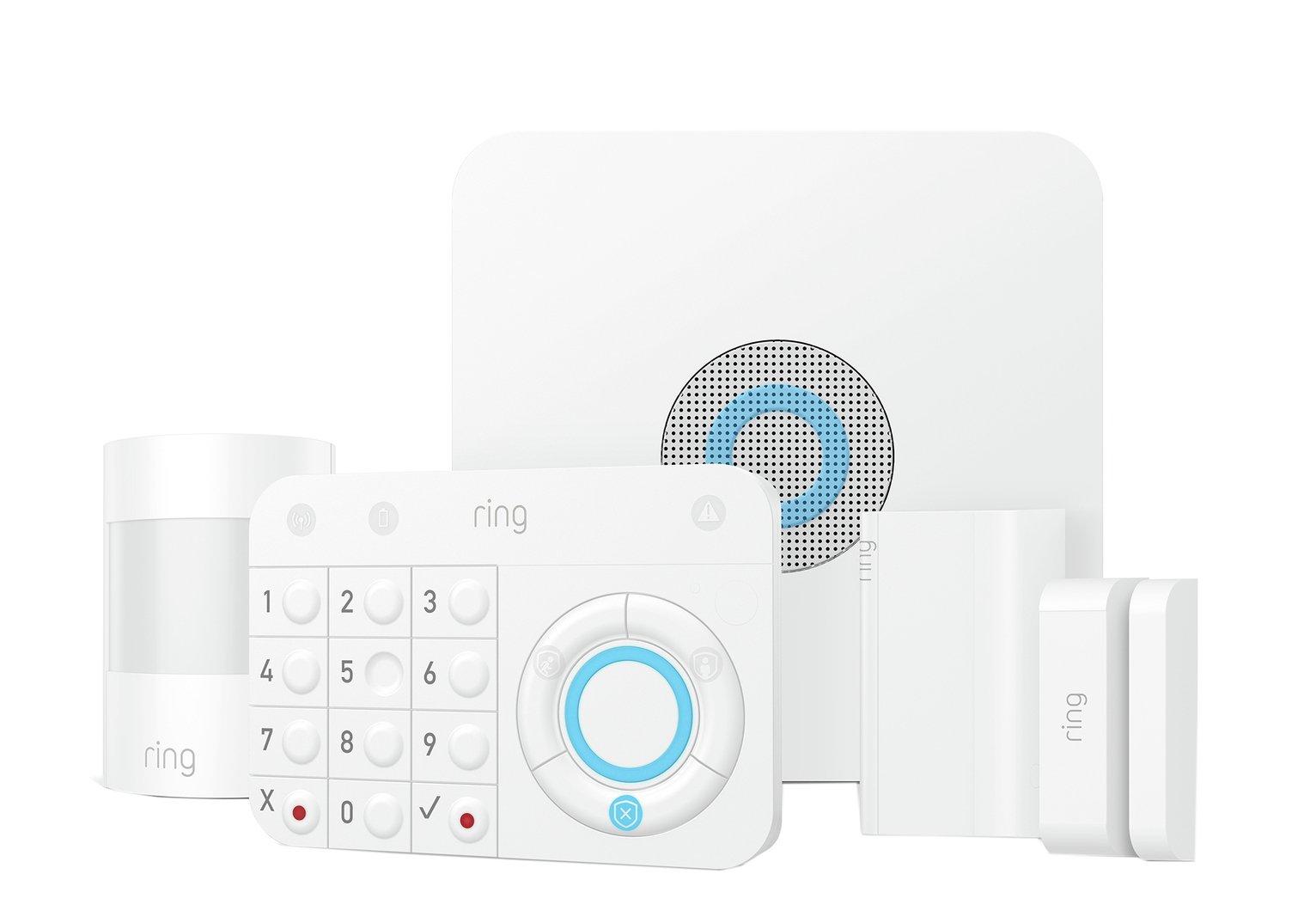 Ring 5 Piece Alarm Security Starter Kit
